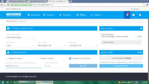 WHDMS -1 year free web hosting